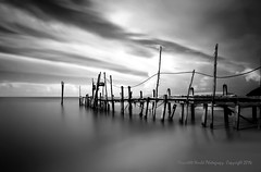 Tranquillity (Micartttt) Tags: sunset silhouette seascapes georgetown malaysia penang micarttttworldphotographyawards micartttt