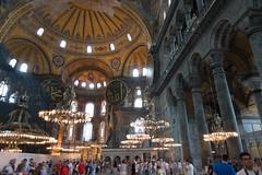 20140803-100706_DSC4460.jpg (@checovenier) Tags: istanbul turismo istambul turchia agyasofia cattedraledisantasofia intratours voyageprivée