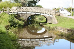 On reflection...... (acwills2014) Tags: southwales govilon breconcanal