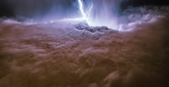 Jupiter (Paul Anglada) Tags: travel storm flying journey creativecommons bolt planet sciencefiction lightning jupiter cosmic jovian interplanetary astralprojection