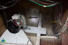 Installation des moteurs électriques