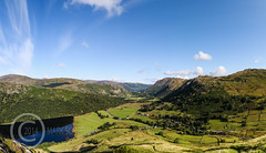 Lake District - Hartsop Panorama August (Mark Schofield @ JB Schofield) Tags: panorama place lakes lakedistrict cumbria fells brock fellwalking englishlakes hartsop brotherswater angletarn lakedistrictaugust2014