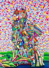 Castelo_Coruja (Augustin de Lassus) Tags: brazil art castelos brasil arte florianópolis castelo coruja santacatarina augustin casttle jurerêinternacional jurerêopenshopping