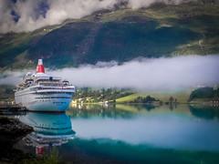 Olden Port (K r y s) Tags: norway topf75 topf100 sognogfjordane