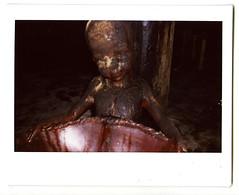 Kara Walker X Domino // Installation Instax (JeffWellerPhotography) Tags: new york film statue brooklyn kara polaroid factory fuji wide sugar walker installation instant domino instal subtlety karawalker