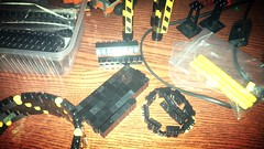 Blackbee (Veynom) Tags: lego wip spaceship microspace microscale shiptember