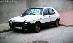 Seat Ritmo 100 (Adrian_Tresmil) Tags: seat zaragoza coche 100 ritmo clásico valdefierro