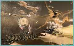 The last night at Dark Tears (Tim Deschanel) Tags: life bird night last dark tim mix tears song sl second soirée quan deschanel fhang jadeyu morlita