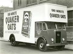 Seddon Quaker Oats (71B / 70F ( Ex Jibup )) Tags: new promotion photography corporate official tipper view box company vehicles prototype trucks trailer chassis sell artic development tanker manufacturer lorries advertise bodywork promote rigid flatbedtractorunit