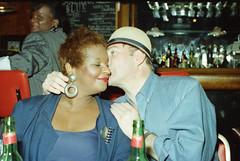 Veronica Underwood at Zanzibar Blues Philadelphia Nov 1993 393 Barbara Scott (photographer695) Tags: nov philadelphia blues veronica 1993 zanzibar 356 underwood