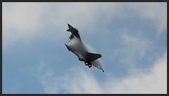 Typhoon. Eurofighter. (konstantynowicz) Tags: airshow eurofighter southport typhoon southportairshow southportairshow2014