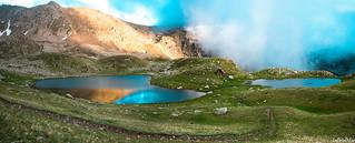 Lacs de Prals Panorama