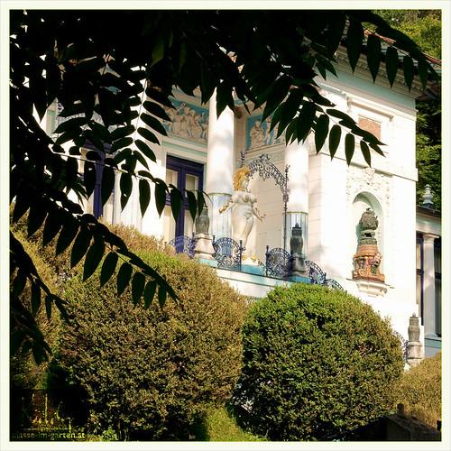 Fuchsvilla, architekt Otto Wagner, 1140 Wien | 2013-06