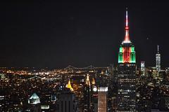Empire State Building (New York) (Doncardona) Tags: empire state building skyline skyscraper city view new york nyc ny usa united states north america worldtraveler jpworldtraveler travel trip adventure journey nikon nikon3100 3100 ngc
