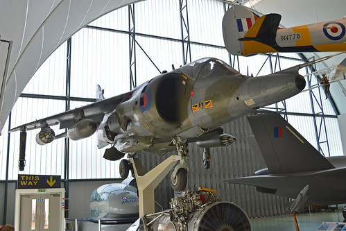 Hawker Siddeley Harrier GR.3 'XZ997 / V'