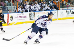 "Missouri Mavericks vs. Tulsa Oilers, March 5, 2017, Silverstein Eye Centers Arena, Independence, Missouri.  Photo: John Howe / Howe Creative Photography • <a style=""font-size:0.8em;"" href=""http://www.flickr.com/photos/134016632@N02/33158628562/"" target=""_blank"">View on Flickr</a>"