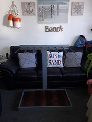 Very happy how it turned out ! (J- MacElroy) Tags: diy surfboardrack surfboard newbie