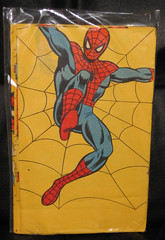 Reed 1978 Spider-Man Party Table Cover (WishItWas1984) Tags: spiderman party supplies kids children birthday vintage retro plate table cover cloth centerpiece napkins 1978 1979 1970s 70s 1980s 80s reed