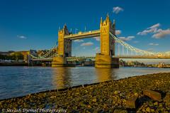 Tower Bridge DSC_9601.jpg (Sav's Photo Gallery) Tags: uk sunset london water photography evening cityscape dusk riverthames goldenhour d7000 savash