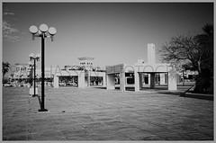 Old Jubail (frazha55an) Tags: shadow sky blackandwhite white black building nice nikon day wide kingdom saudi arabia saudiarabia jubail d7000 nikond7000
