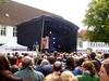 NRW-Tag Goetz Alsmann (Bielefelder Flaneure) Tags: bielefeld götzalsmann klosterplatz nrwtag 800jahrebielefeld