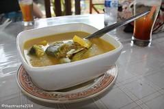 Gangan Ketarap (theotrieste) Tags: seafood restoran kuah enak gangan manggar kuliner beltim ketarap