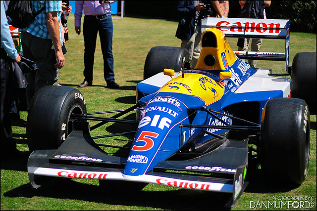 1992 Williams FW14