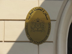 Embassy of Morocco (berlin.global) Tags: berlin embassy moroccon