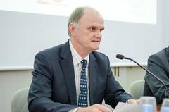 Kenneth Dollman, Presidente de la ICCCPO