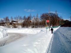 Sapporo Historical Village & Museum (Alex.Hurst) Tags: winter snow japan sapporo hokkaido village historical meiji taisho
