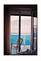 (Laura Boanas) Tags: travel light italy lake love film 35mm landscape focus garda view balcony perspective wanderlust depthoffield 35mmfilm analogue depth lakegarda filmphotography travelphotography landscapephotography brenzone hotelcaribe analoguephotography