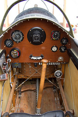 Flying Jenny Cockpit