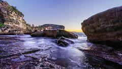 Bangalley Headland (Jan Alonzo) Tags: sunrise landscapes seascapes sydney avalon bangalleyheadland
