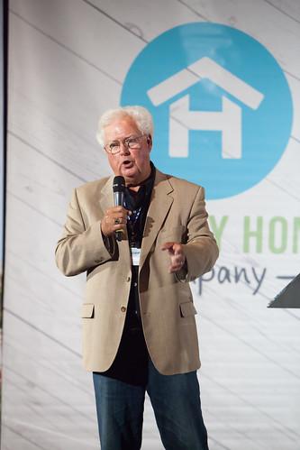 Ed Speaking in Dallas