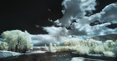ir infrared wyoming snowyrange 720nm gregwestfall gregwestfallphotography
