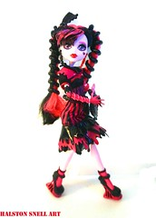 Licorice (Cerulean Fish) Tags: monster toy toys high doll dolls candy sweet killer screams draculaura