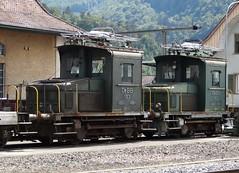 OeBB Electric locomotives type Ce2/2 N 103 and 102. (Franky De Witte - Ferroequinologist) Tags: de eisenbahn railway estrada chemin fer spoorwegen ferrocarril ferro ferrovia
