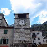 "Kotor Clocktower <a style=""margin-left:10px; font-size:0.8em;"" href=""http://www.flickr.com/photos/14315427@N00/14653988767/"" target=""_blank"">@flickr</a>"