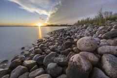 Lake Diefenbaker (MooseNut12) Tags: longexposure saskatchewan canon6d hoyandx400 canonef1635mmf4isusm