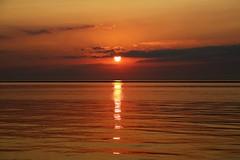 Sunup (johndecember) Tags: summer usa wisconsin sunrise gallery album july lakemichigan milwaukee lakefront mke 2014 milwaukeebay mke20140719