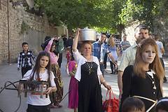 Yezidi in Lalish (franzgustincich) Tags: people massacre iraq prayer religion holy genocide pilgrimage kurdish yazidi zoroastrism franzgustincich citykurdistan zorastrism ezidian ezydian