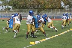 D107764A (RobHelfman) Tags: sports losangeles football highschool practice crenshaw