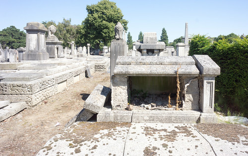 Mount Jerome Cemetery - Some Body Is Missing
