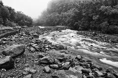 河水 River / 中國東北長白山 Chang Bai Mountain, Dongbei, China / SML.20140726.6D.33208-SML.20140726.6D.33218-St.BW