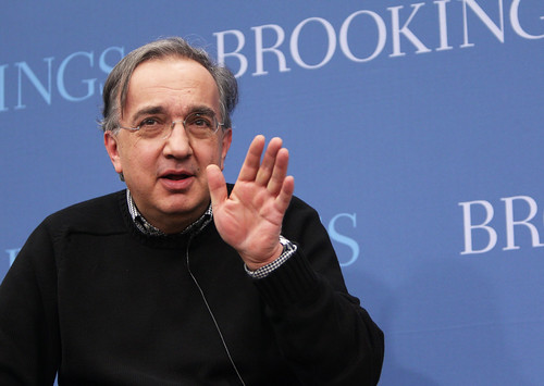 Sergio Marchionne, Chrysler Group: The financial system would have been incapable of digesting a bankruptcy of this caliber, not Chrysler's and certainly not GM's. Don't look for alternative solutions to the government intervention. There were none.
