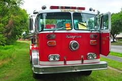 Baltimore City Fire Department Truck 49 (Triborough) Tags: newjersey nj firetruck fireengine ladder bfd tiller ladder49 pennsauken camdencounty bcfd baltimorefiredepartment baltimorecityfiredepartment truck49 tdaseagrave