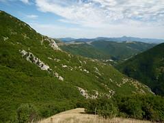 Vista sul versante Marchigiano (Luca Pisani) Tags: parco valle monte delle regionale cucco prigioni motette pascelupo
