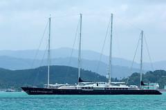 XOKA1836bs (forum.linvoyage.com) Tags: ocean sea four yacht outdoor super huge mast phuket mega        phuketian forumlinvoyagecom httpforumlinvoyagecom phuketphotographernet