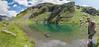 Lac de Badet & Djo - Sortie associative (Piau Engaly - Hautes Pyrénées 65) 3 Aout 2014 #1 (ÇhґḯṧtÖphε) Tags: nature montagne fisheye 65 2014 pyrenées hautespyrénées piauengaly canon1022mmf3545 canon40d sortieassociative aout2014
