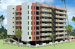 "20. Apartments, Mikocheni Tanzania • <a style=""font-size:0.8em;"" href=""http://www.flickr.com/photos/126827386@N07/14877186278/"" target=""_blank"">View on Flickr</a>"